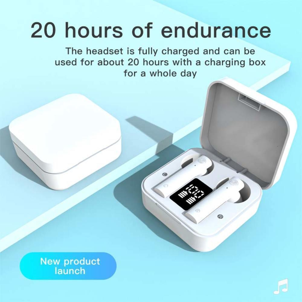 AIR 2S TWS Tableau d'écouteur Bluetooth sans fil Bluetooth LED avec double micro PK Air 2 SE AIRDOTES AIRDODOTES DE RÉDUCTION DE BRANDPORTS POUR XIAOMI