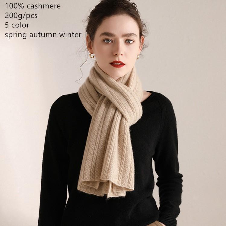 Шарверы Naizaiga 100% Cashmere густые белые серые розовые верблюд бежевые женщины чистые шарф длинные девочки шоу, qt4. QYT2.