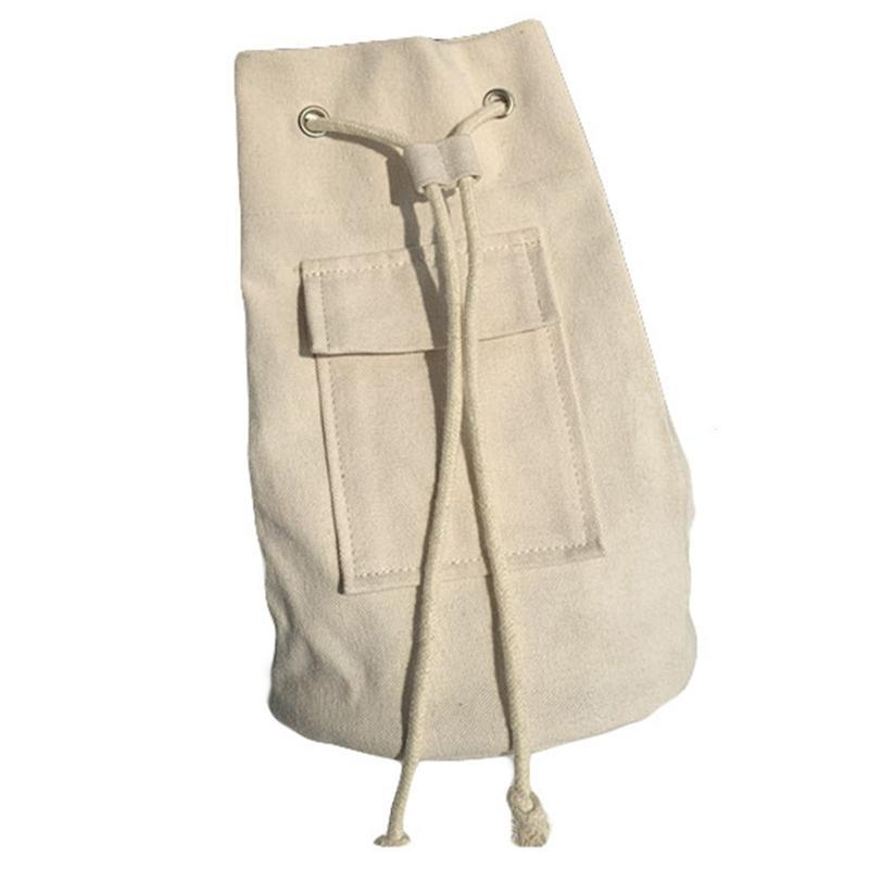 Mode All-Match-Ein-Schulter-Diagonal-Tasche Große Kapazität Leinwand-Eimer-Tasche