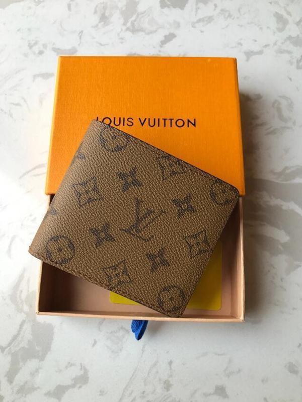 Top High Quality l Wallet Paris Plaid Style Designers Mens Wallet Women Monedero S de alta gama S Luxury Animal G Carteras con caja Envío Gratis