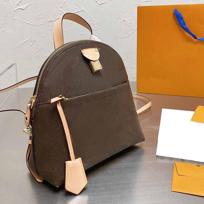 2021 desersers الأزياء قذيفة حقيبة الظهر حقائب الكتف أكياس زهرة الكلاسيكية طباعة جودة عالية النساء حقائب الظهر