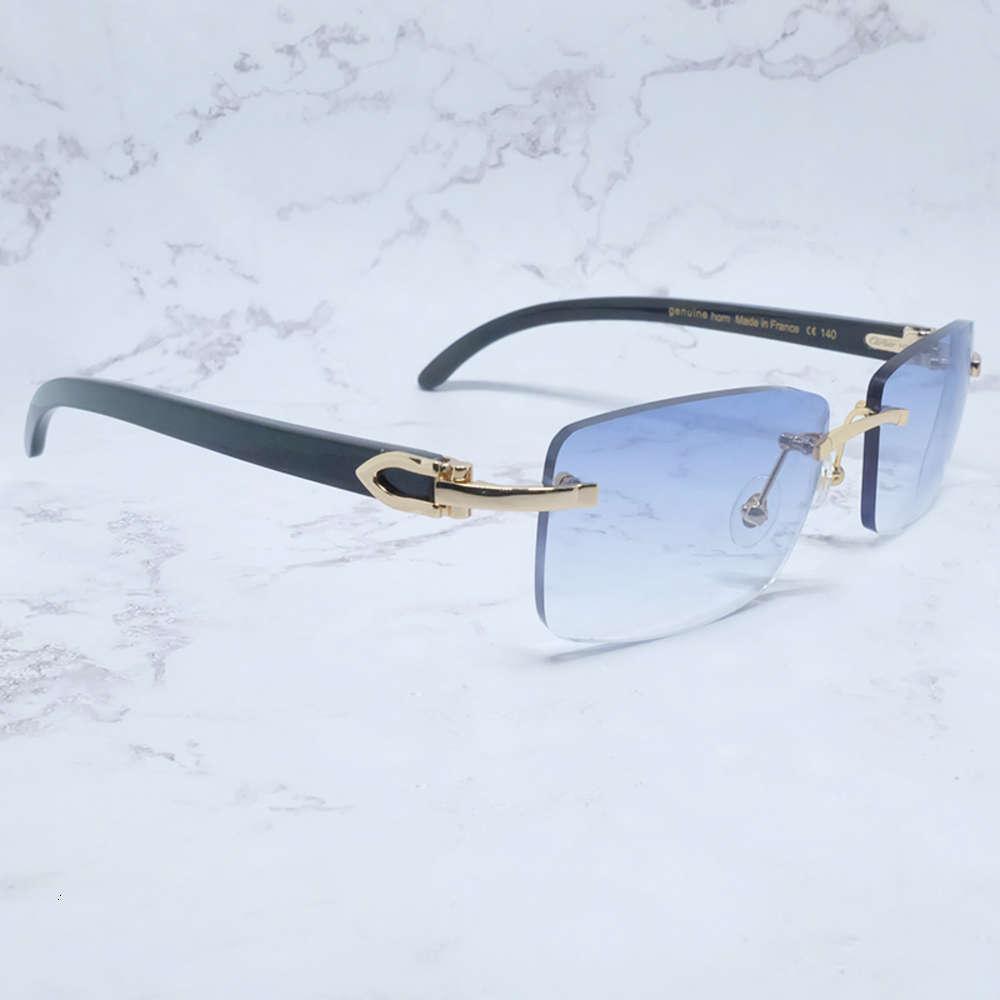 75% de desconto na loja de saída on-line búfalo chifre sunglass rimls quadrado luxo digner branco buffs preto sol eyewear gafas sol hombrequp9