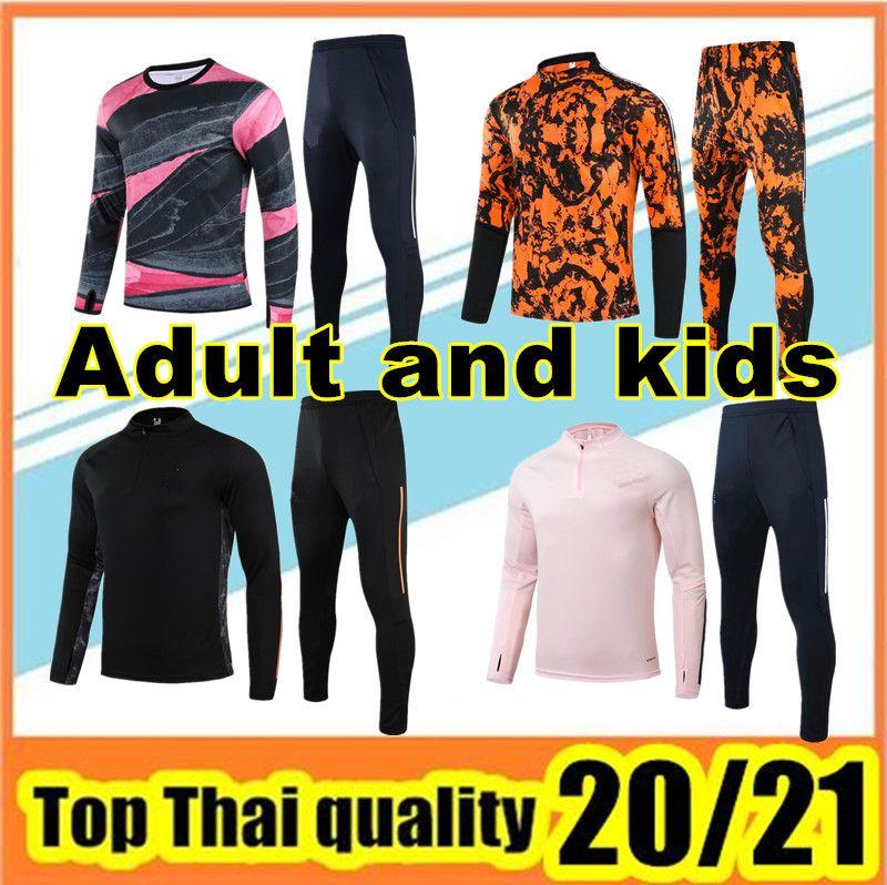 بدلة تدريب كرة القدم للركض للأطفال 2021 بدلة رياضية 20 21 للرجال من Chandal Futbol بدلة رياضية لكرة القدم بدلة رياضية لكرة القدم Chándal De Fútbol