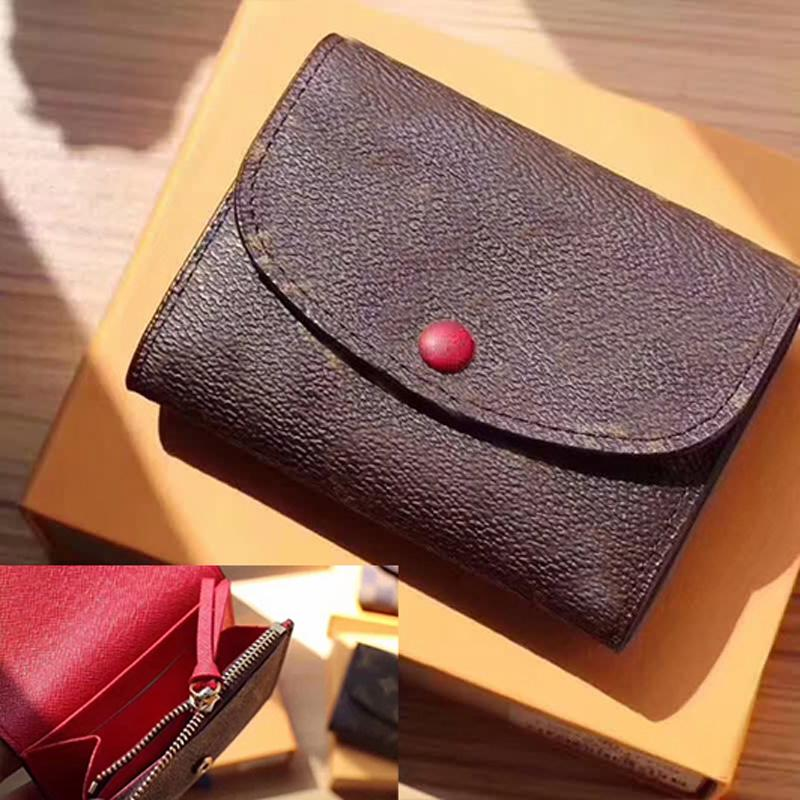 Kartenhalter Mini Luxurys Designer Taschen Frauen Crossbody Bag Key Pouch Zippy Runde Porte Eimer Hohe Qualität Designer Geldbörsen Monnaie Superior Kette Brieftasche Keychain