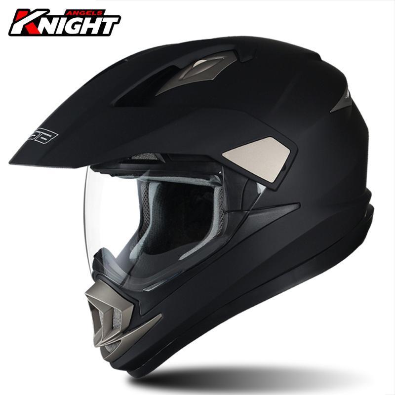 Casques de moto Moto Racing Racing Casco Moto Accessoires de casque hors route Motocross Capacete Motocicletta