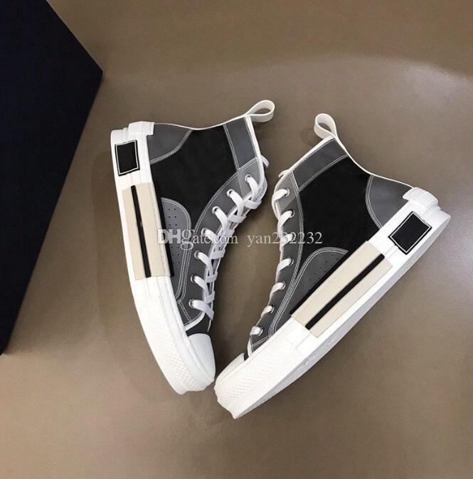 Sapatos casuais clássicos e elegantes dos homens médios-a-altos, sapatos casuais das mulheres de temperamento elegante, Lace-Up Impressão Casal Tamanho: 36-44