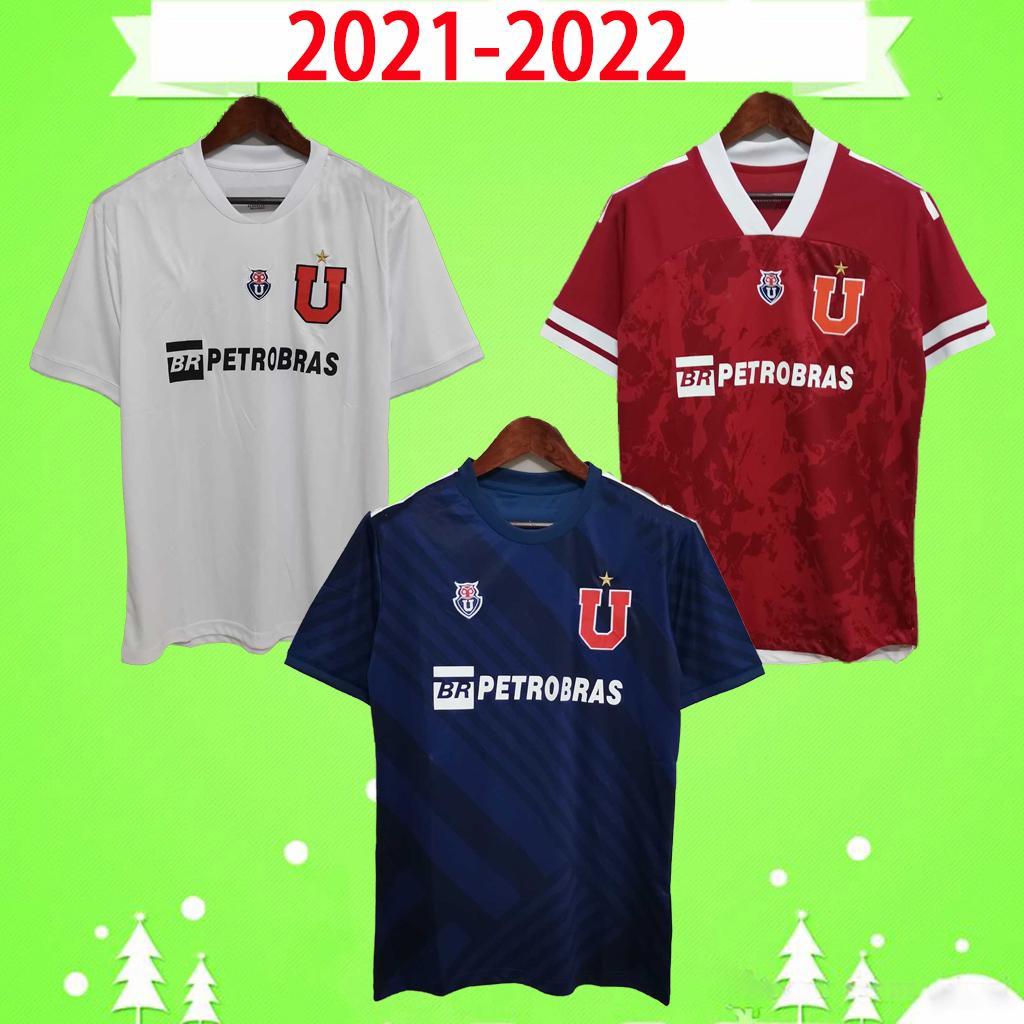 2021 NEW 2021 Club Universidad De Chile Soccer Jerseys Kit 2021 ...