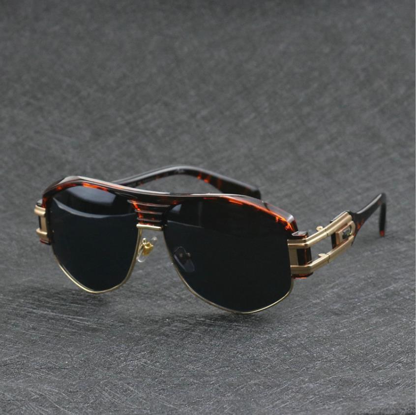 Männer 951 Sonnenbrillen Neue Retro Full Frame Brille Berühmte Brillen Marke Designer Luxus Sonnenbrille Vintage Brillen