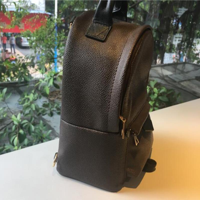 Mini Sırt Çantaları Lady Moda Deri Çanta Sırt Çantası Geri Hakiki Paketi Kadınlar Çapraz Presbiyopik Mini Omuz Çantası Çanta Çanta Fow Vücut Dnir