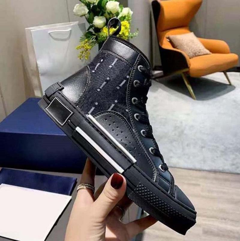 Fashion Top Quality Pelle Man Donna Scarpe Handmade Multicolor Gradiente Tecnica Sneakers Luxurys Designer Famoso Scarpe Trainer Home011 05