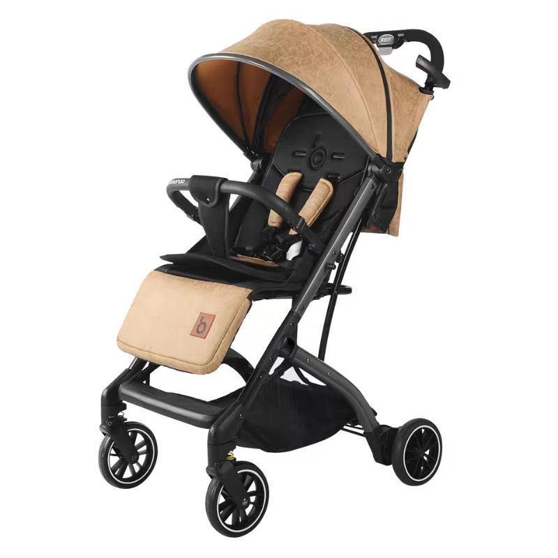 Carrinhos de criança # bebê criança pode sentar, reclinar, luz e dobrar a paisagem alta infantil nascida guarda-chuva de armazenamento de um-chave