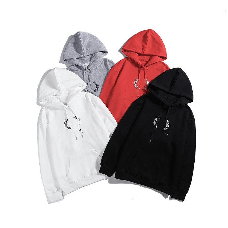 063 고품질 남성과 여성의 후드 브랜드 럭셔리 디자이너 까마귀 스포츠웨어 스웨트 패션 트랙 슈트 레저 자켓