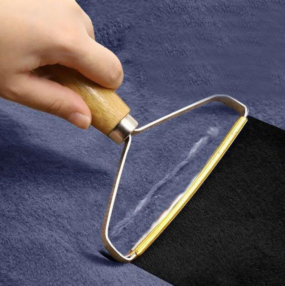 Mini removedor de pelusa portátil Fuzz Fuzz Shaver para la alfombra Woolen Coat Ropa Fluff Fabric Shaver Cepillo Herramienta Removedor de pieles DHL