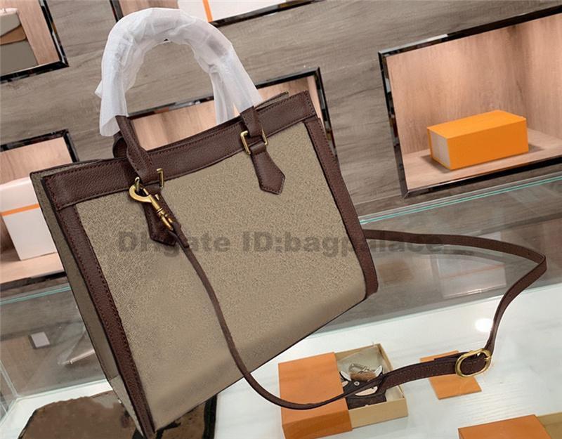 Сумки для покупок сумки 2021 новых роскошных дизайнеров сумки повседневные сумки сумки на плечо Сумки холст мода женская сумка высокого качества