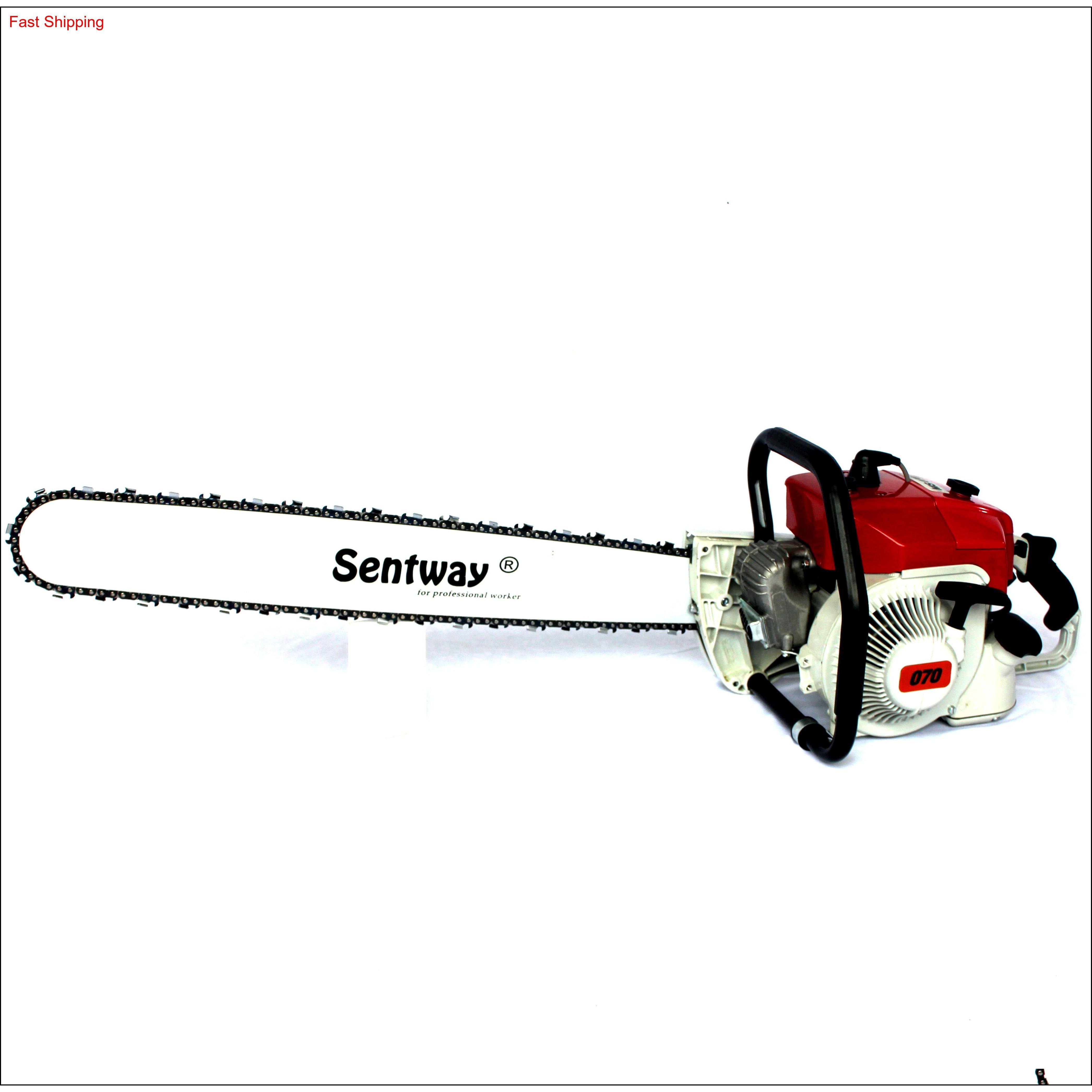 Бесплатная доставка заряда MS070 тяжелая бензиновая бензопила с 25 дюймами 30 дюймов 36 дюймов 42 дюйма сплавов и цепь пилы, 105cc Qylfzr Sports2010