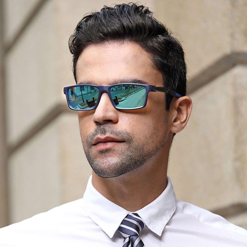 Nuevas gafas de sol polarizantes para hombres, al aire libre, al aire libre, al aire libre, aluminio, aluminio, aluminio, marco, marco, gafas de sol, moda, moda, 8902