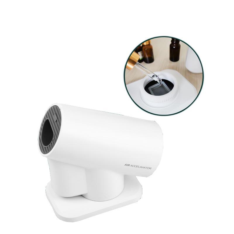 Mini Humidificateur d'air ultrasonique Aroma Essential Huile Essential Diffuseur Aromathérapie Maker Maker Portable Humidificateurs USB pour la maison de voiture