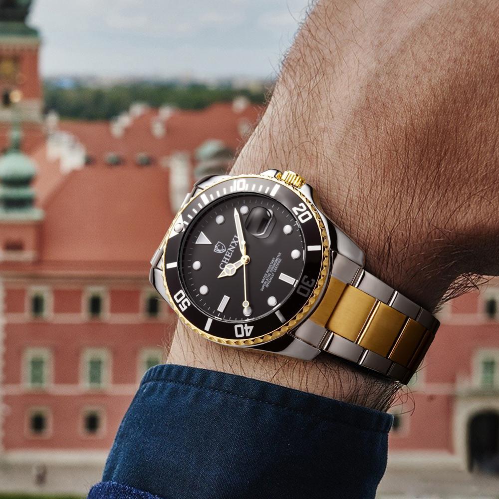 Meilleures montres mâles Mens de luxe Montre mécanique Mechanical Homme Sport Montre-bracelet pour Automatique / Mécanique / Reloj Hombre