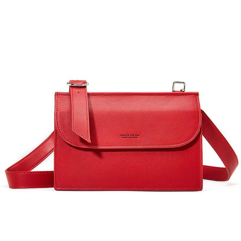 야외 가방 레이디스 싱글 숄더백 가방 대용량, 여자의 작은 사각 가방.