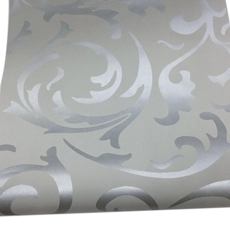 خلفيات 3d الفيكتوري دمشقي تنقش خلفيات لفة ديكور المنزل غرفة المعيشة نوم الجدار أغطية الورق الأزهار الفاخرة