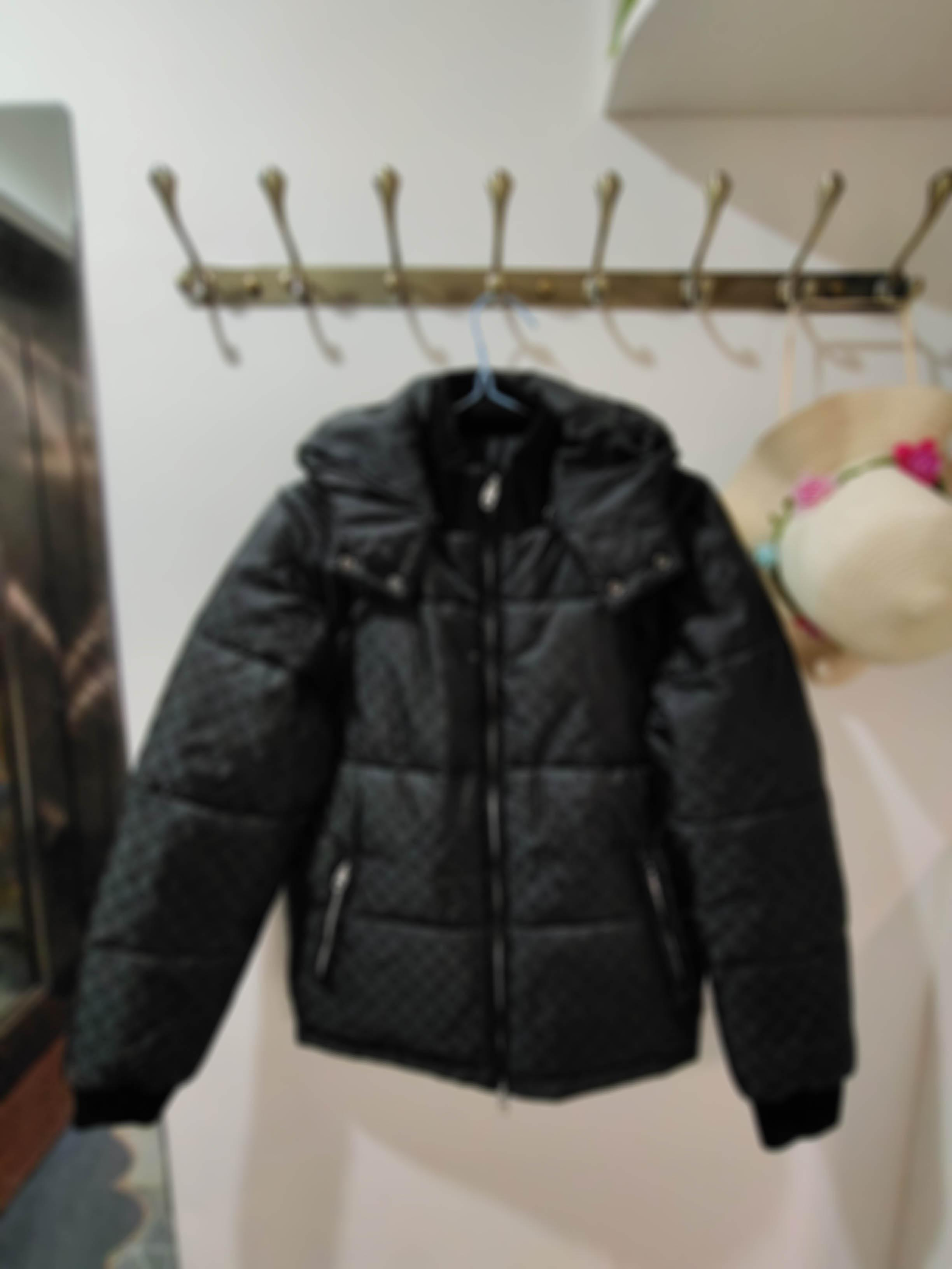 2021 New Winter Mens Jacket Fashion Trend Giack Giacca imbottita in cotone Coppia Coppia calda calda e donna Abbigliamento Giacche Abbigliamento S21