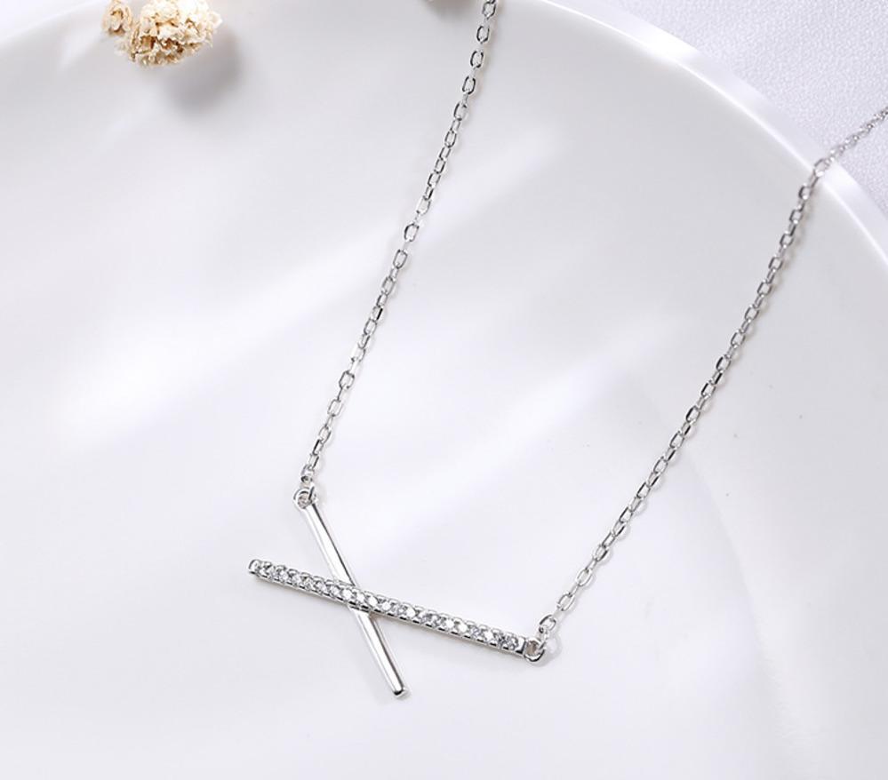 Yapış takı toptan moda sıcak satış hip hop takı lüks ürün kadın gelin gümüş kolye kolyeler