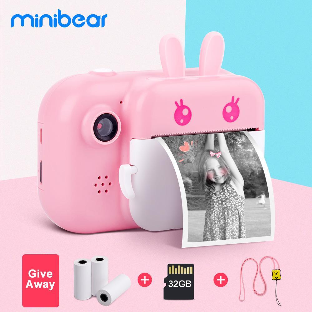 Kinder Kamera für Kinder Digitale Videokamera für Kinder Fotokamera Spielzeug für Mädchen Jungen Geburtstagsgeschenke