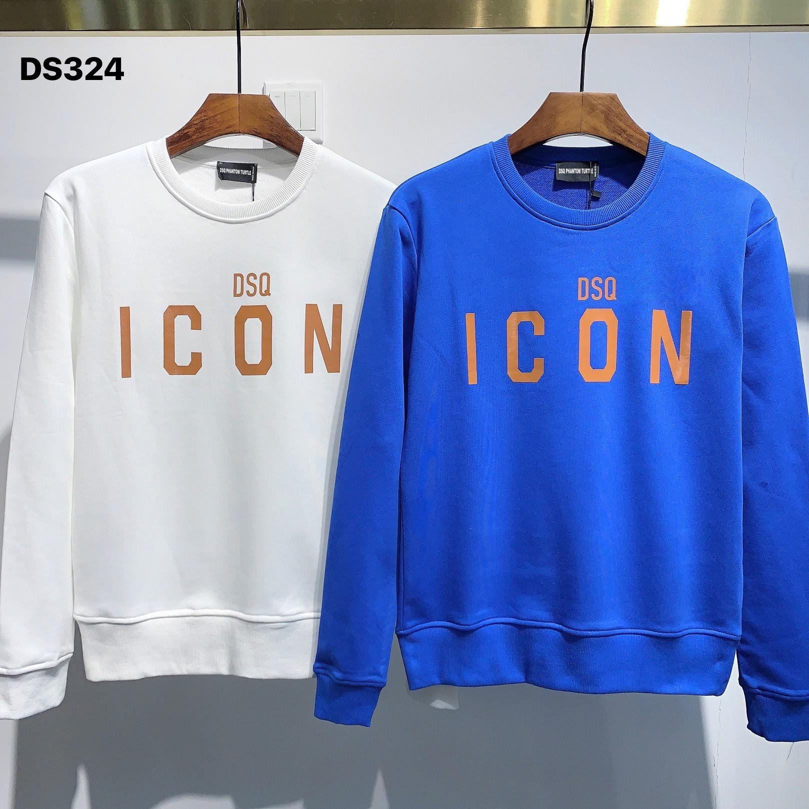 Dsquared2 DSQ D2 Phantom Turtle Hoody New Herren Designer Hoodies Italien Mode Sweatshirts Herbst Druck D2 Hoodie Männliche Top Qualität 100% Baumwolle Tops 012 xec