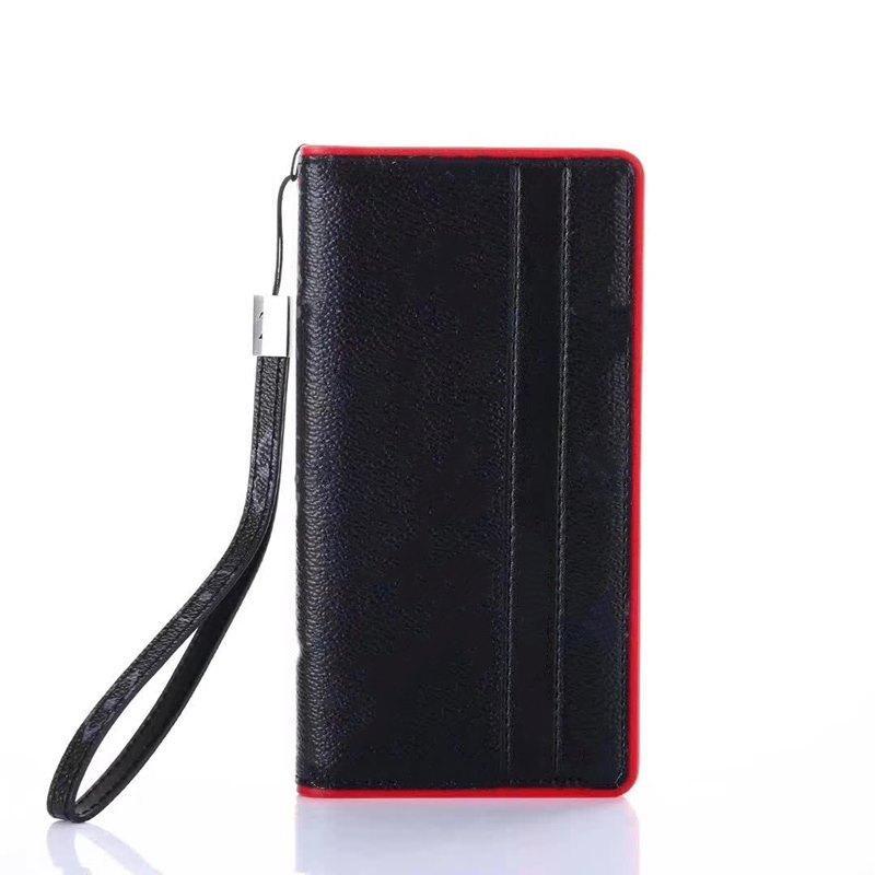 آيفون 11 12 برو ماكس xs xr xsmax 7 8 زائد محفظة الحالات الهاتف جودة عالية أزياء جلدية بطاقة جيب حامل مصمم الهاتف المحمول حالة الغطاء