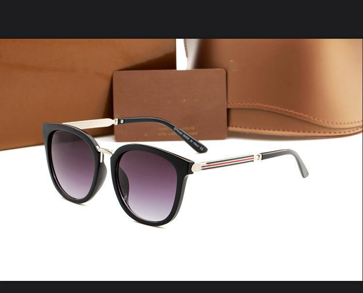 Tasarımcı Güneş Erkek Kadın Gözlük Açık Shades PC Çerçevesi Moda Klasik Bayan Güneş Gözlükleri Aynalar Için0079