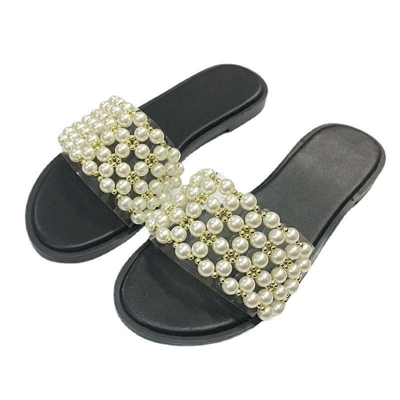 Сандалии повседневные женщины дамы 2021 мода летняя обувь женщина женщина сандалии плюс размер