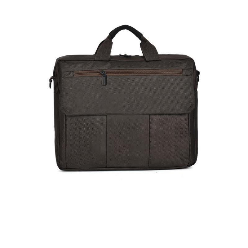 On Sale Designer Fashion Woman Men Briefcase Cartable Cuir 15inch Laptop Computer Bolsa Travel Business Handbag Messenger Office Bag