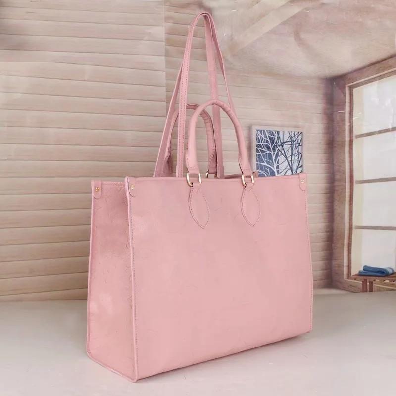 Marka Moda Koyu Çiçek Çanta Çantalar Çapraz Vücut Debriyaj Messenger Alışveriş Çantası Omuz Çantaları Boyutu 41 * 16 * 32 cm