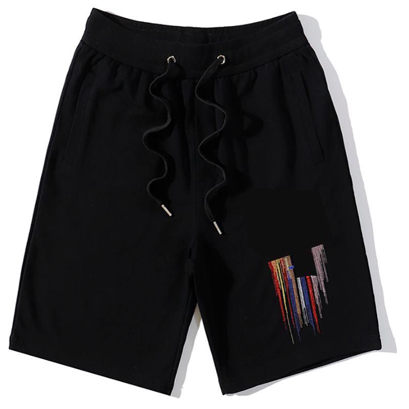 21ss Mens дизайнерские шорты буквы вышивка лето женщин короткие брюки повседневный пляж горячие брюки м-2xl