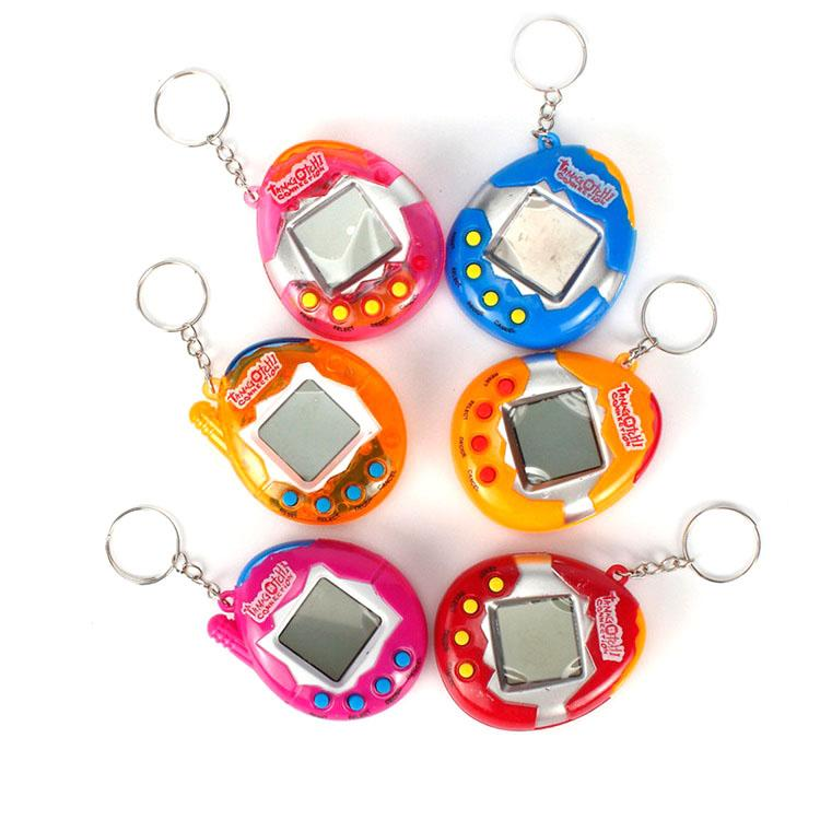 Pet Dos Supplies Fashion Tamago Electronic Dogs Toys 90S Nostalgic 49 Puppy in One Virtual Cyber Mini Pets Toy Funny Timer