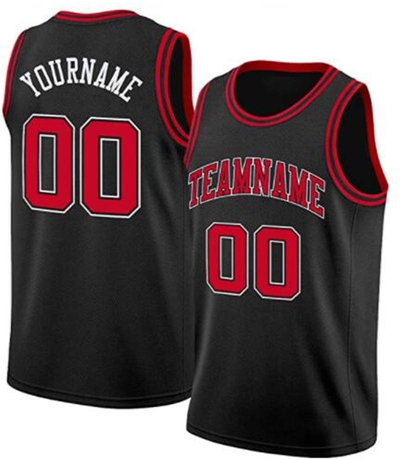 Personalizado Basketball Jersey Personalizado costurado San Francisco Los Angeles Toronto Sul Florida Qualquer nome e número de manga curta esportes uniformes adulto