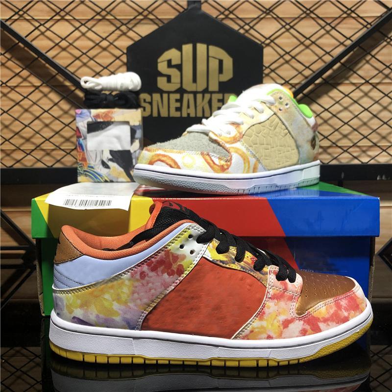 أعلى جودة الرجال النساء SB منخفضة dunks عارضة الأحذية المدنية مكتنزة دانكي البرتقال الدببة acg غريب الحب سكيتبورد unc رجل المدربين أحذية رياضية مع مربع حجم 36-45EUR