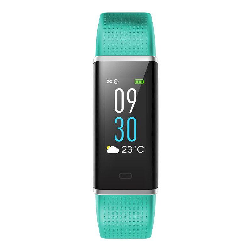 ID130c Smart Armband Herzfrequenzmonitor Fitness Tracker Smart Watch GPS Waterproof Fitness Tracker Smart Armbanduhr für iPhone ios Android