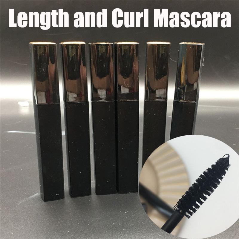 Mascheramento degli occhi Mascara Impermeabile Black Black Black Black Spessa 6G lunghezza e ricciolo di lunga durata cosmetica naturale