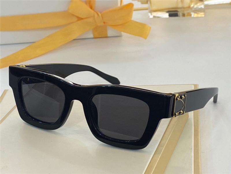 Neue beliebte designer männer frauen sonnenbrille z1410w vintage quadratische form platte brille frühling outdoor einfache stil uv400 Schutz mit box