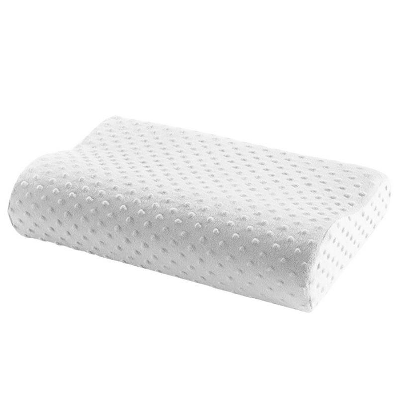 Cuscino Memory Foam Spazio Slow Rebuund Cervicale Protect Child Healthcare HealthCare Cuscini ortopedici 50x30 cm
