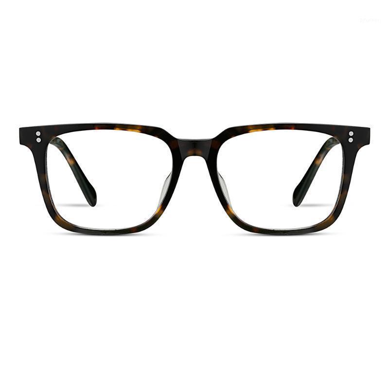 Brillenbrillen Brillen Brille Für Männer Square Retro Mode Sonnenbrille Frames1