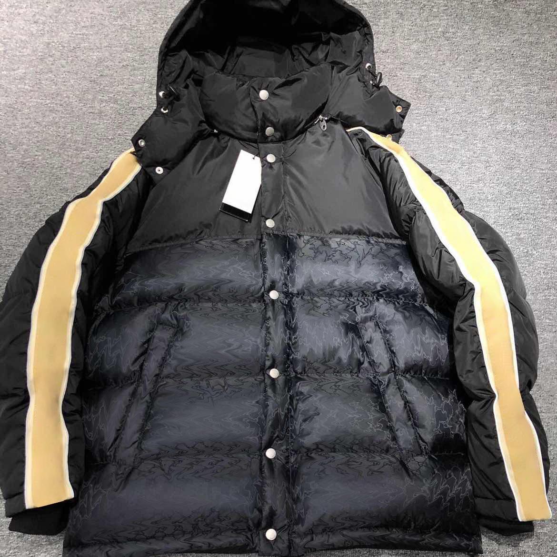 【code:OCTEU03】Männer Frauen Designer Mantel Winter Parkas Mode Jacke Buchstaben gedruckt Jacken Männer Oberbekleidung Halten Warme dicke Mäntel 3 Arten Streetwear