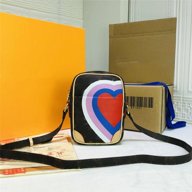 Designer Luxury Marca Paname Set M57450 Multi Bags Jogo em PL4200 Tamanho do ombro: 15.22.5 Tamanho: 13.18.5cm