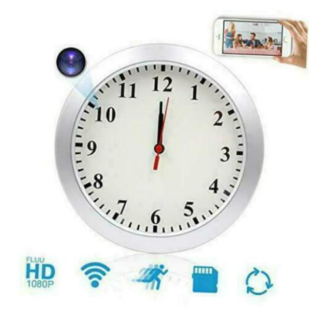 1080p WiFi de alta definición WiFi Wi-Fi Wi-Fi WASEKEEKEAT NANNY Video Monitoring Miniature Pinhole Cámara