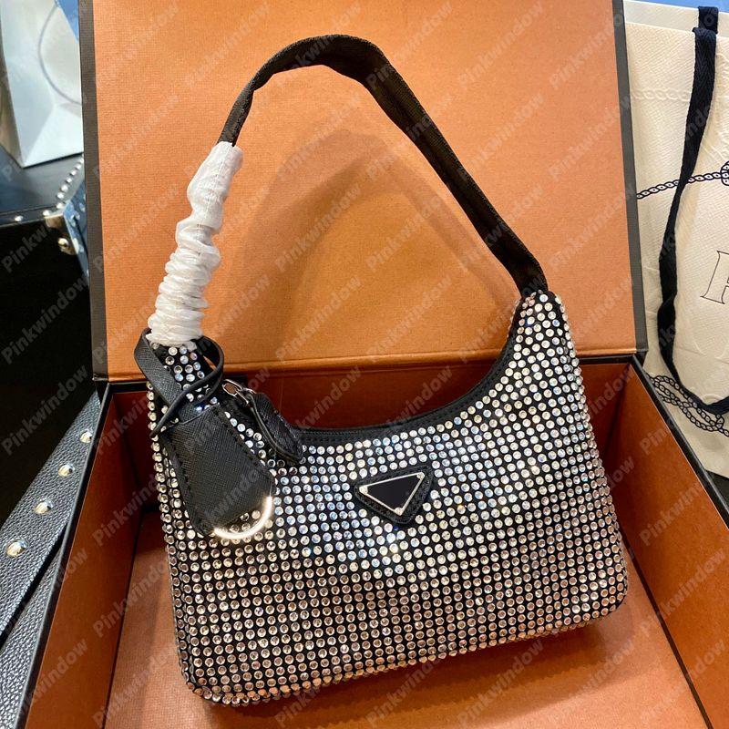 2021 إمرأة حقائب الكتف حقائب اليد مصممي أكياس حقيبة crossbody حقيبة الظهر حقائب اليد نصف القمر محافظ الساتان المتشرد 21030601L
