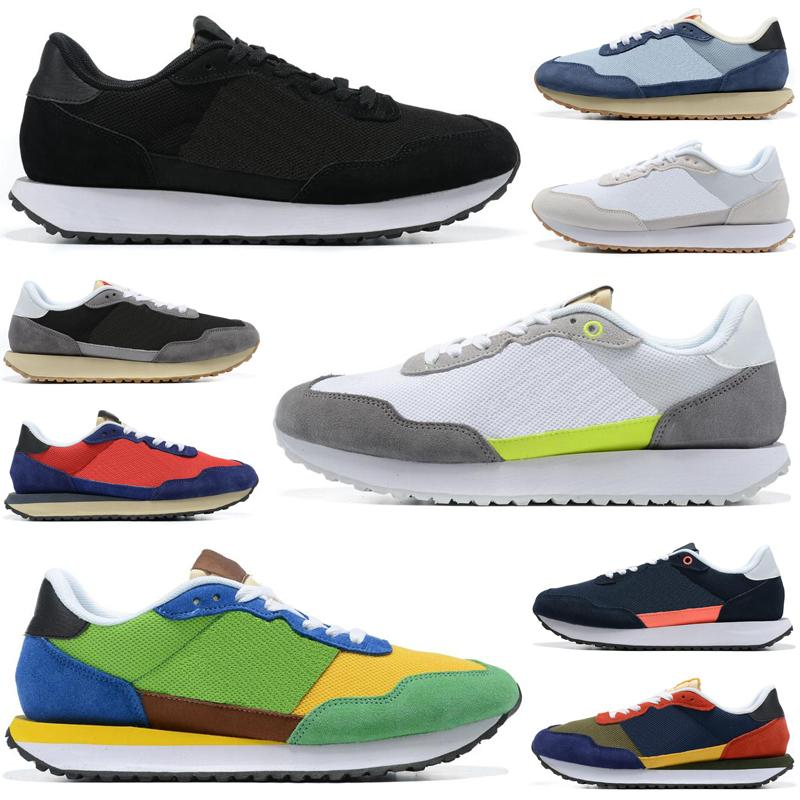 237 men women shoes black white red outdoor mens womens tainers sports sneakers runners size 36-45