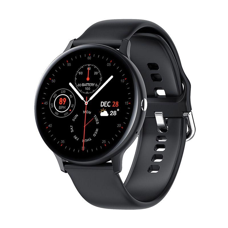 I11 Smart Watch Muñequeras MUJER MUJER MUJER ECG Relojes de ritmo cardíaco Temperatura corporal Monitor de sueño a prueba de agua Smartwatch para Android iOS ect.