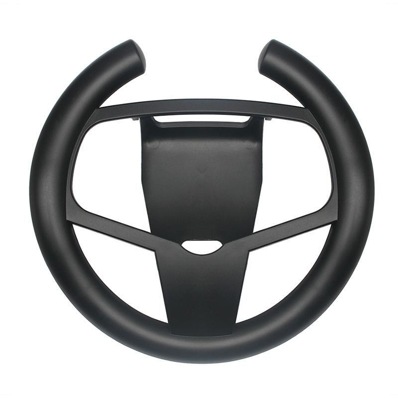Racing Steering Wheel Handle For PS5 Game Controller Car Driving Gamepad 5 Controllers & Joysticks