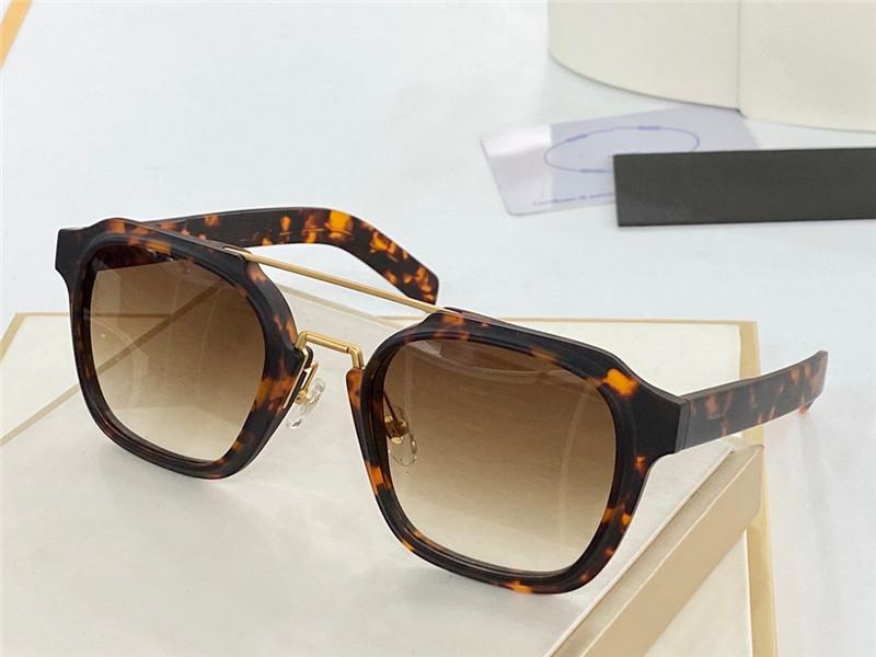 07 Güneş Gözlüğü Plaka Metal Sekizgen Çerçeve Trend Moda Stil Arı Serisi En Kaliteli Spr07ws Kılıf ile Gel